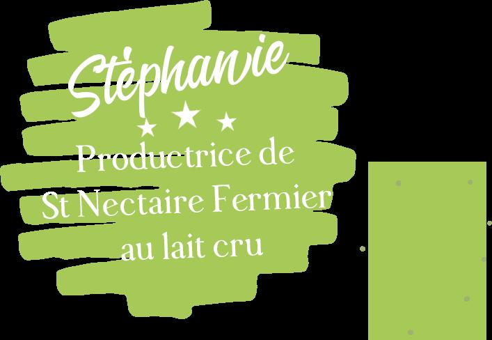 producteur nectaire stephanie