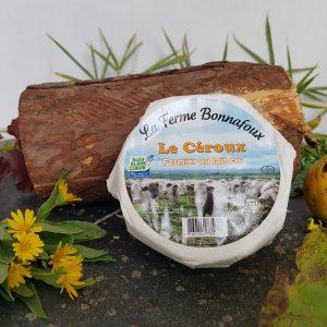 fromage céroux cru