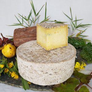 fromage cru meule